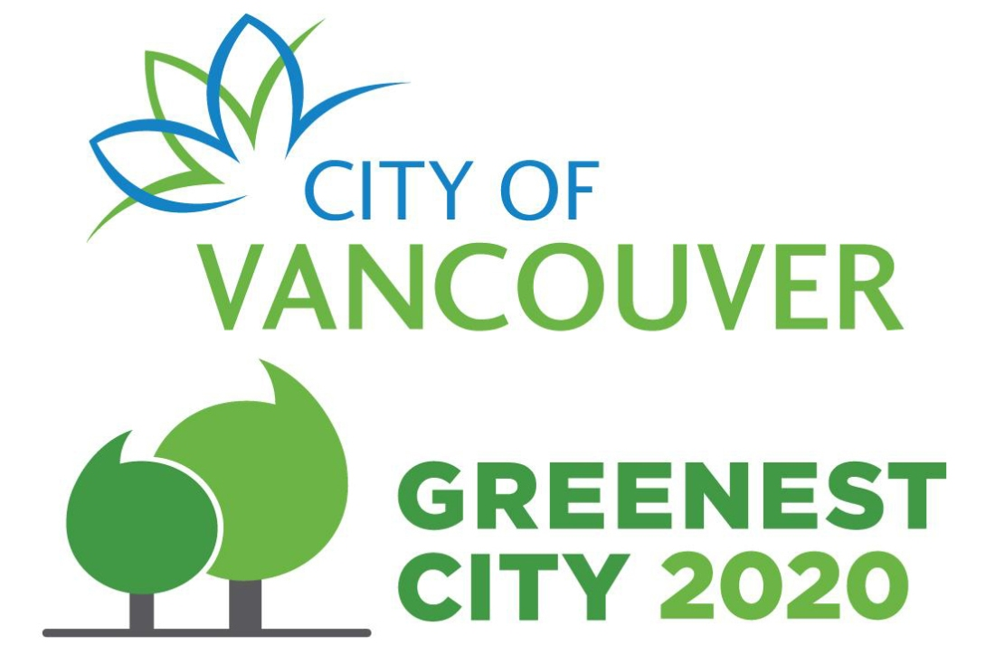 greenest city log